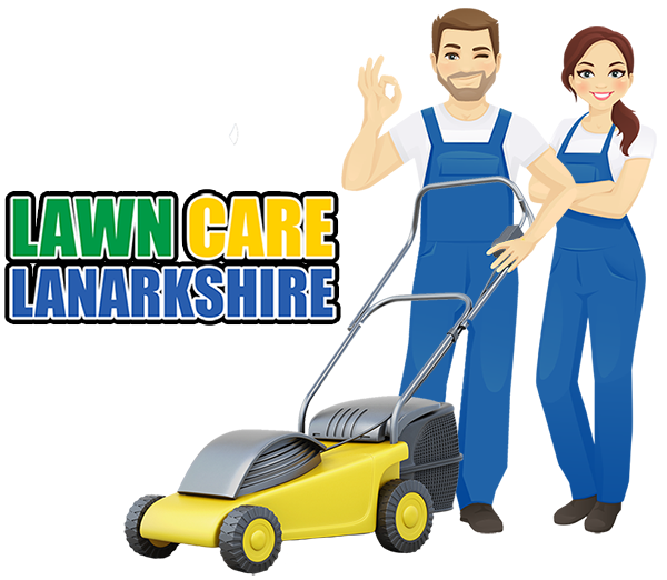 lawn care in lanarkshire